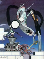 Pink Floyd - The Wall - Gerald Scarfe
